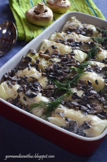 Gormandize: Polish Golabki (Stuffed Cabbage Rolls)