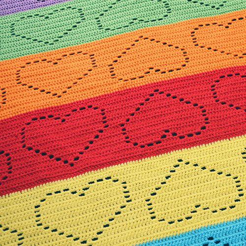 Darling Afghan - Free Pattern   Crochet   Pinterest   Decken