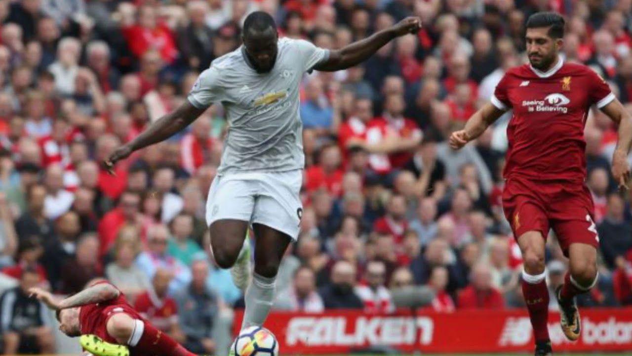 Gary Neville and Thierry Henry question Romelu Lukaku's