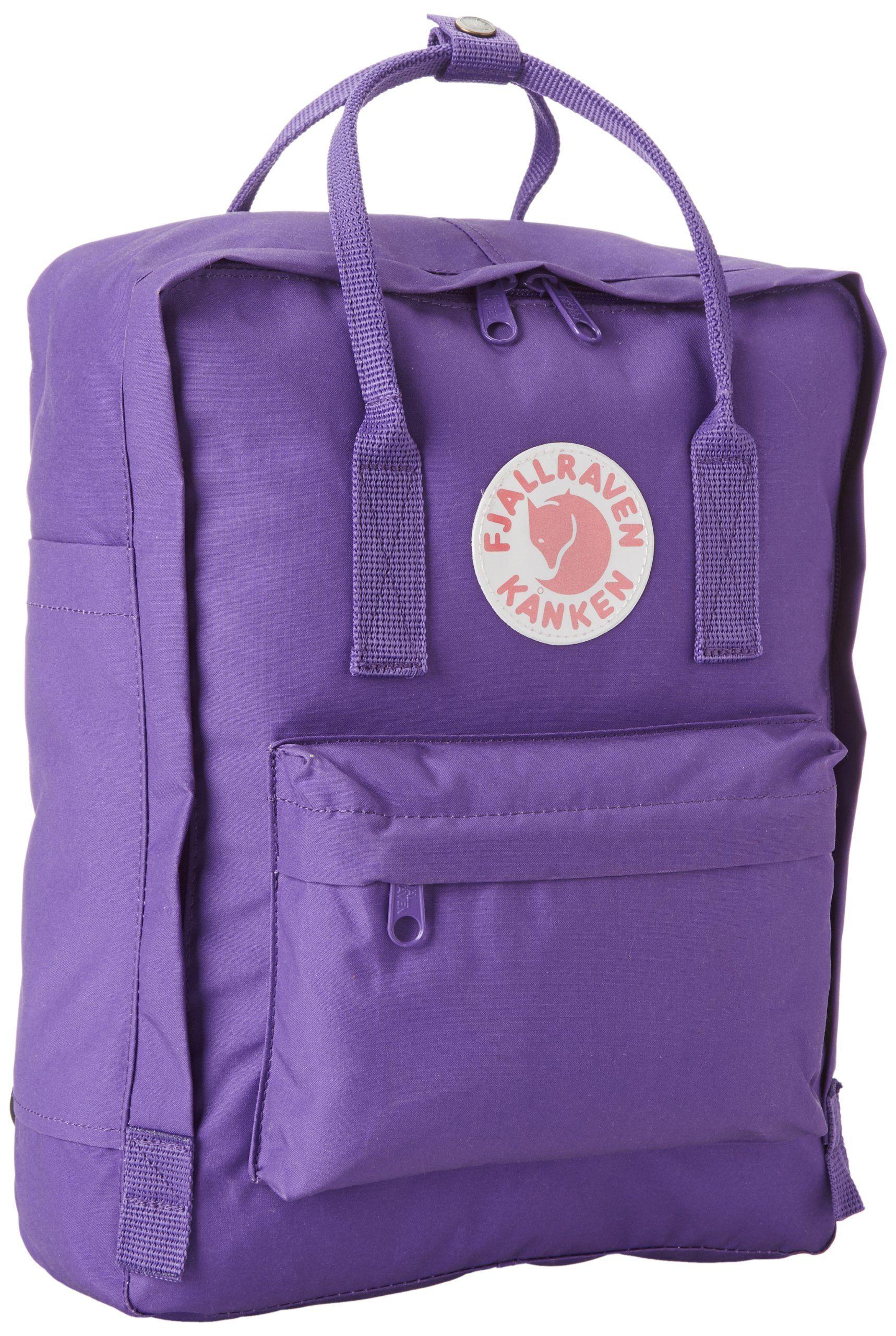 Fjällräven Kanken Rucksack purple Size 37 x 29 x 18 cm  Amazon.co.uk   Sports   Outdoors 9151234cb1045