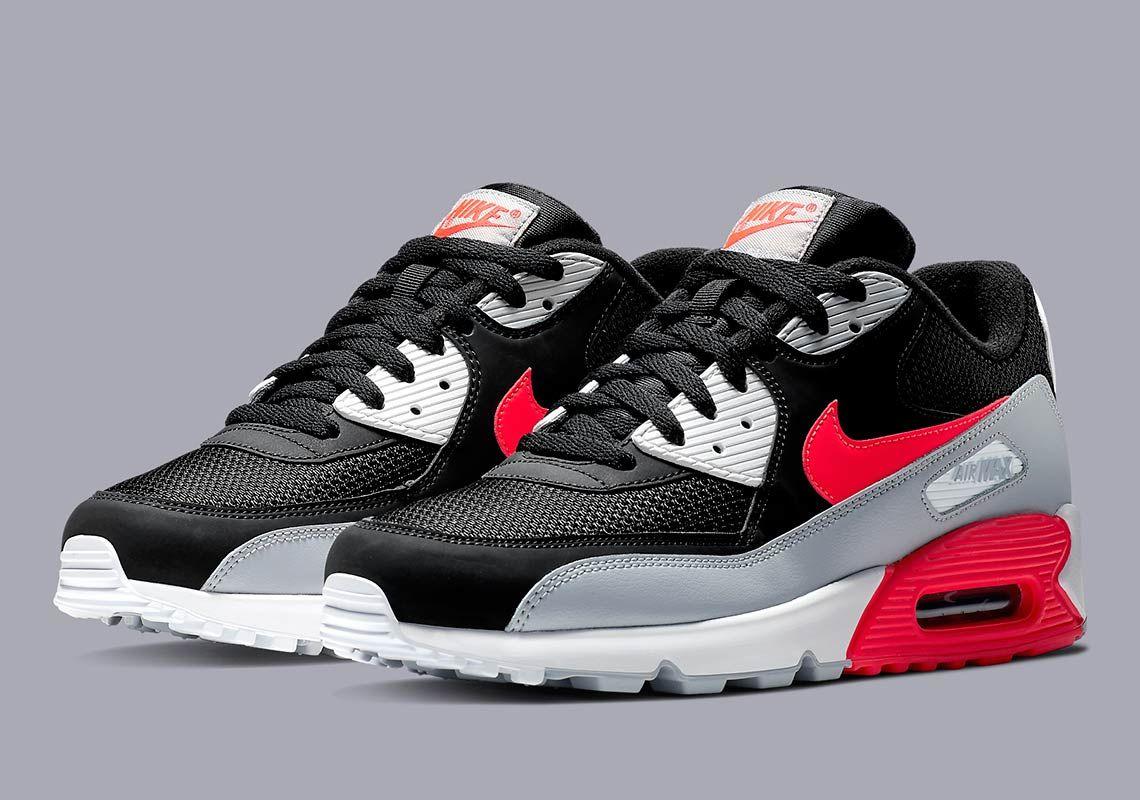 Nike Air Max 90 Infrared Aj1285 012 Release Info Nike Air Max