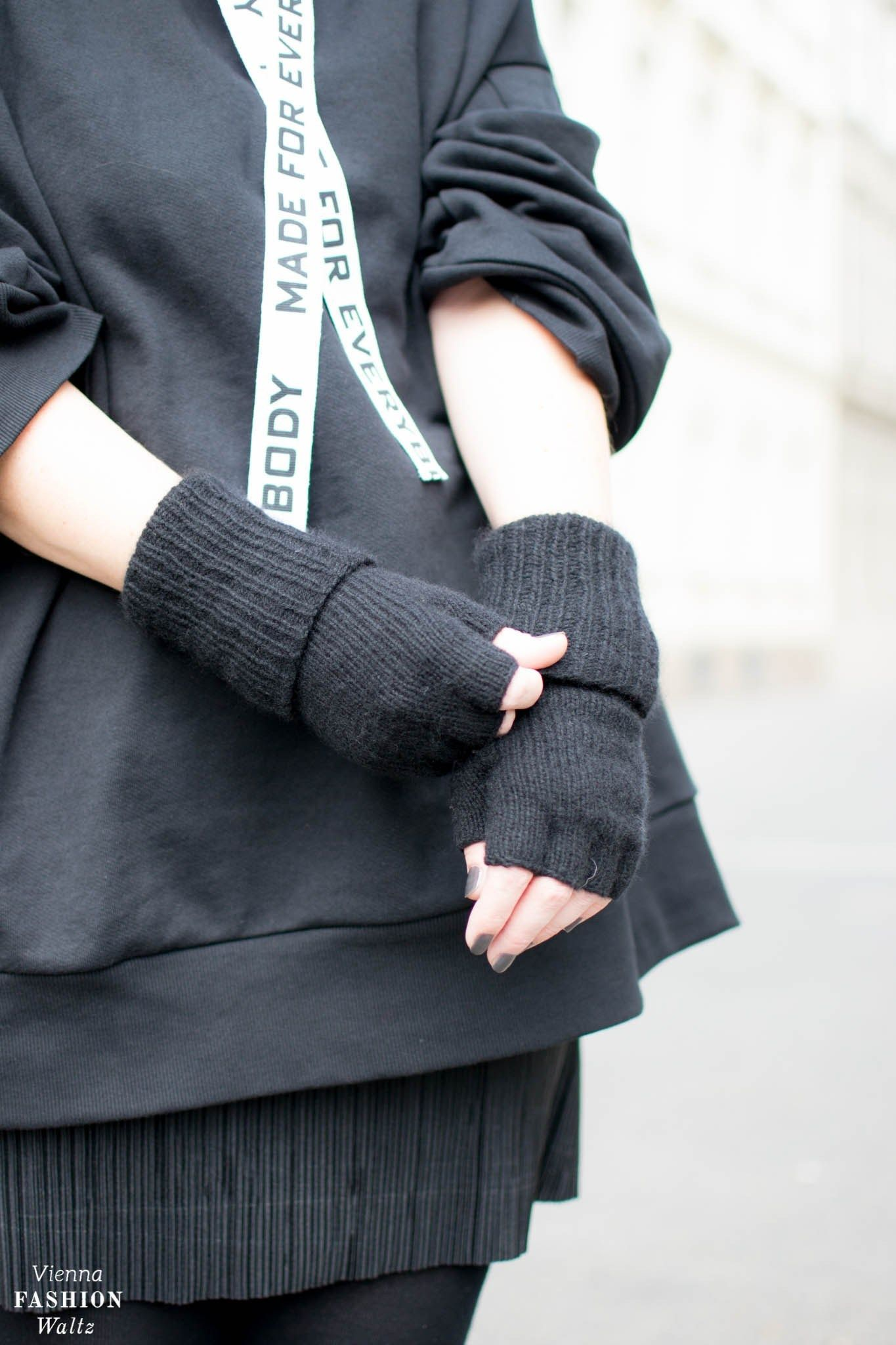 Photo of Kaschmir Handschuhe stricken   Kostenlose Strickanleitung