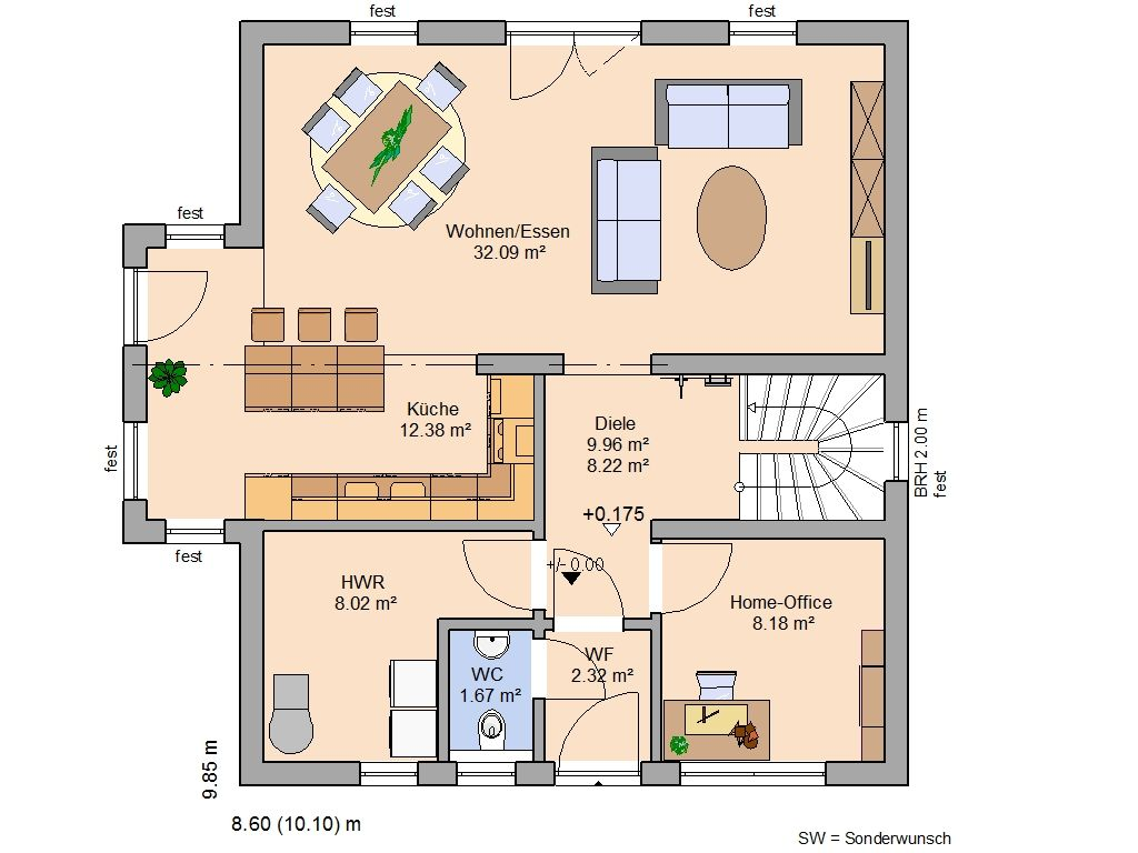 H user home grundrisse floor plans pinterest for Zweifamilienhaus modern grundriss