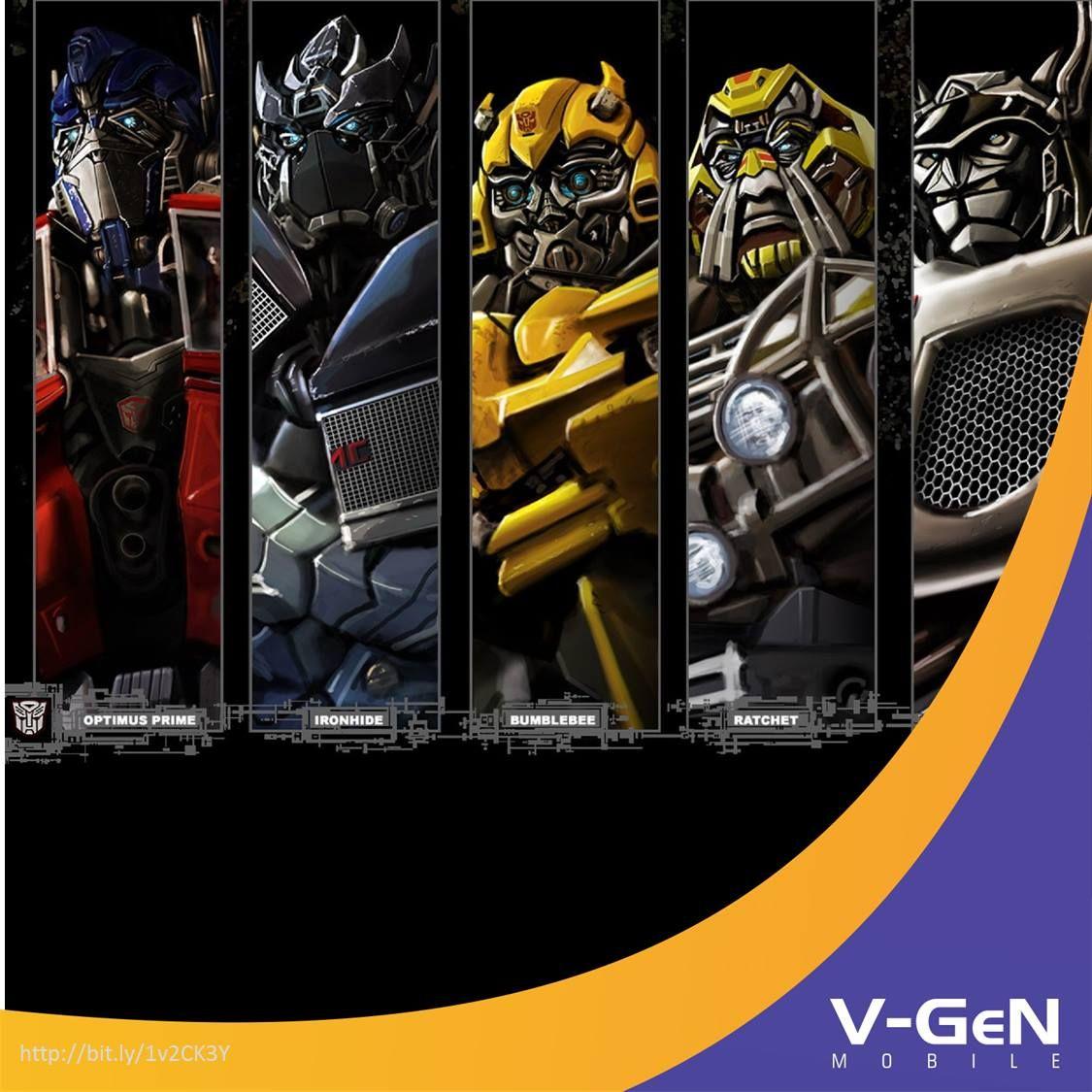 Suka Dengan Film Transformers Kabarnya Bakalan Ada 2 Karakter