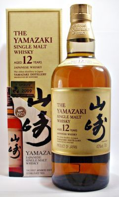 Suntory Yamazaki 12 Year Old Single Malt Whisky 43 5 70cl Malt Whisky Whiskey Brands Japanese Whisky