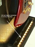 Tech Details   Zaax Guitar Display