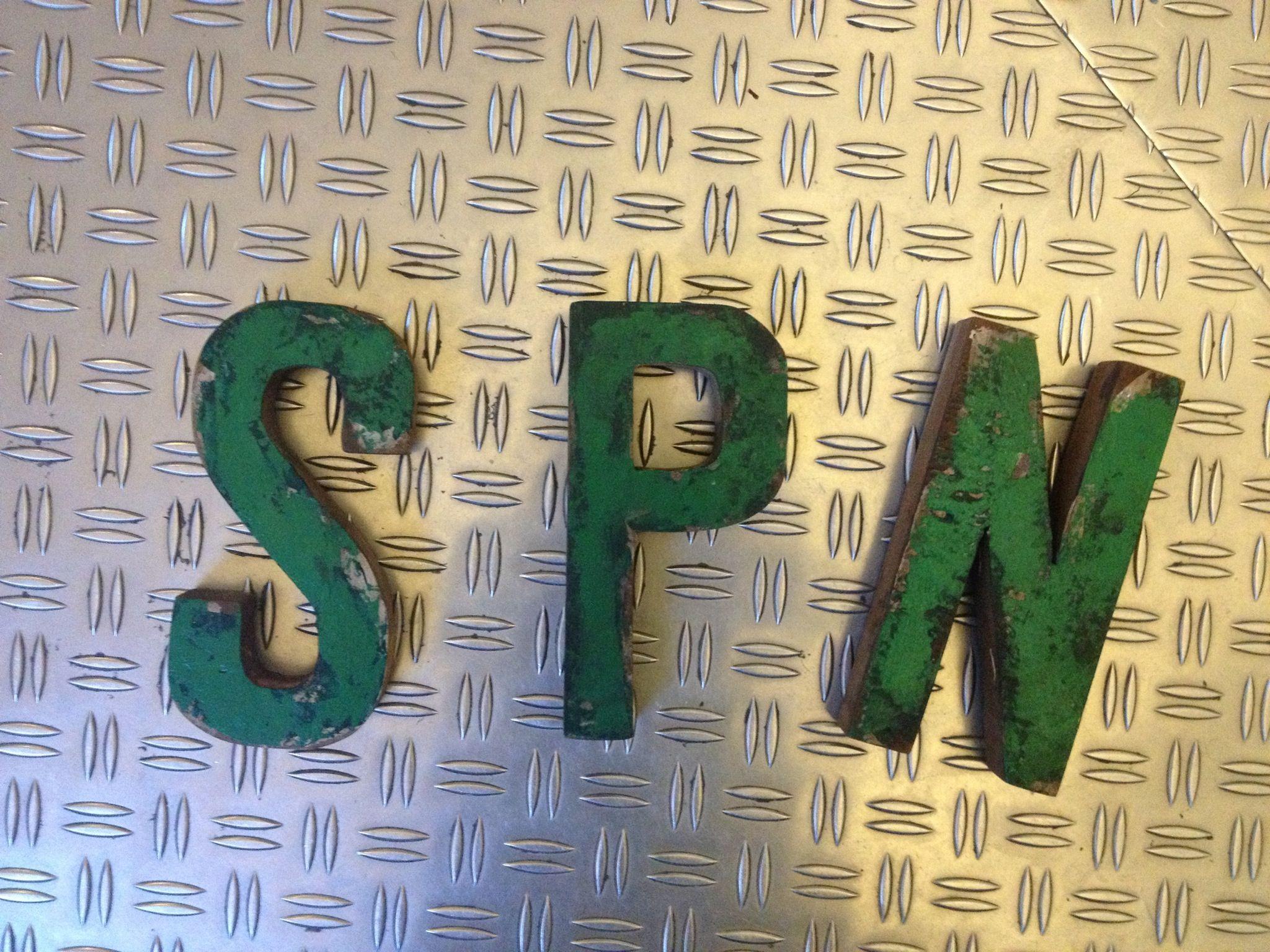decoratie letters karwei