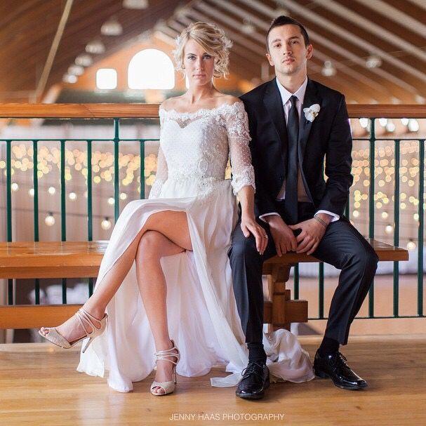 Wedding picture Tyler Jenna Twenty One Pilots Pinterest