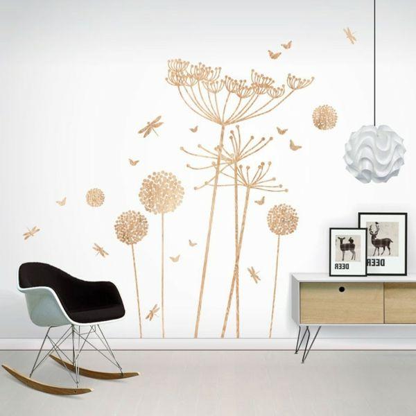Moderne Wandtattoos moderne wandtattoos designer sessel | deko | wandtattoos, dekoration