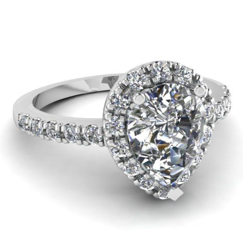 Related About Pear Shaped Engagement Ring Settings - Check out more pear shaped engagement rings at MyPearShapedEngagementRings.com