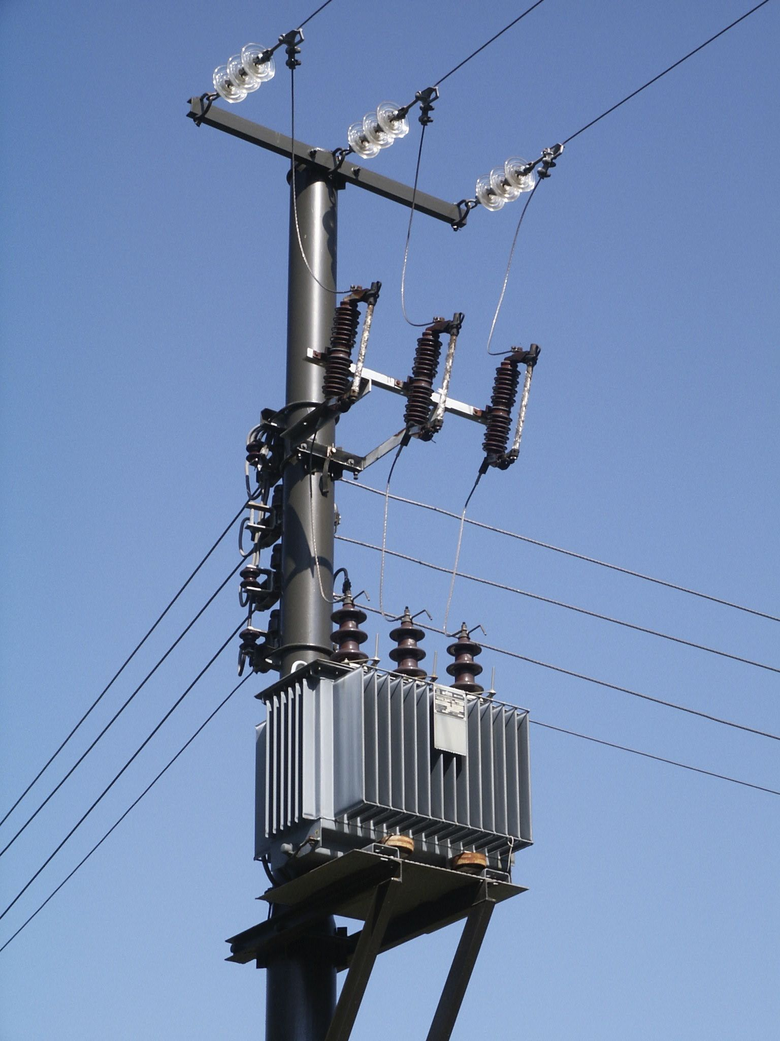 American Auto Wire Wiring Diagram Pole Mounted Substation Which Can Be Either Used With A