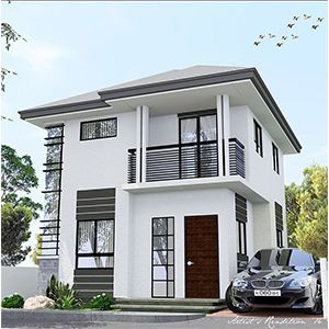 Nh ng   ki  truc nha ph  zen house design townhouse designs modern bungalow also cm builders inc philippines in rh pinterest
