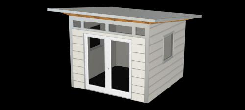 Design a Shed Online | Studio shed, Prefab sheds, Backyard ...