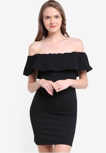 8285a375fa Buy Factorie Livia Off The Shoulder Bodycon Dress