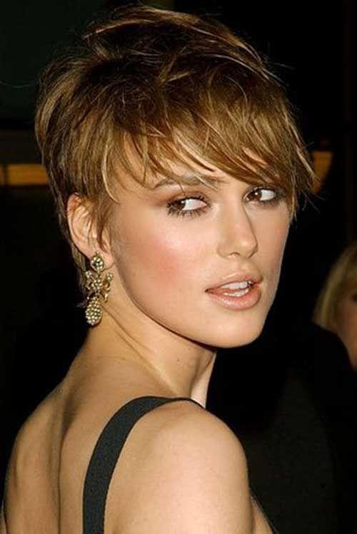Keira Knightley Chic Pixie Hair Jpg 500 749 Pixels Kurz Geschnittene Frisuren Haarschnitt Ideen Haarschnitt