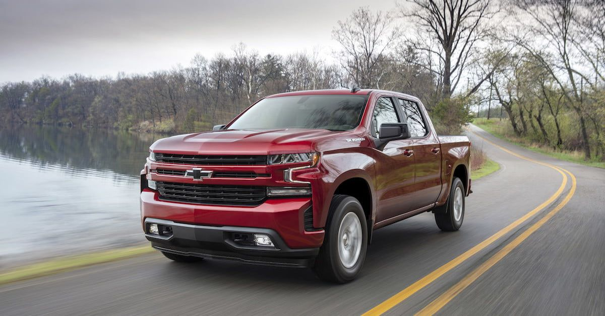 2019 Chevrolet Silverado Gets 2 7 Liter Turbo Four Cylinder Engine