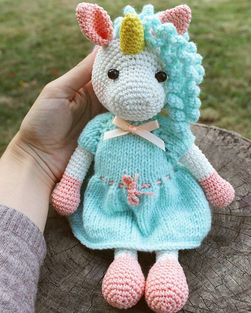 Beauty and Things (Вязаная игрушка, амигуруми) | VK | SOFT TOYS ...