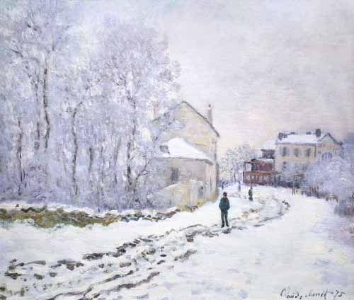 """""""Nevada en Argenteuil, 1875"""