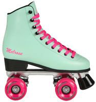 Playlife Melrose Deluxe Turquoise Quad Wrotki Roller Shoes Retro Roller Skates Roller Skates Vintage