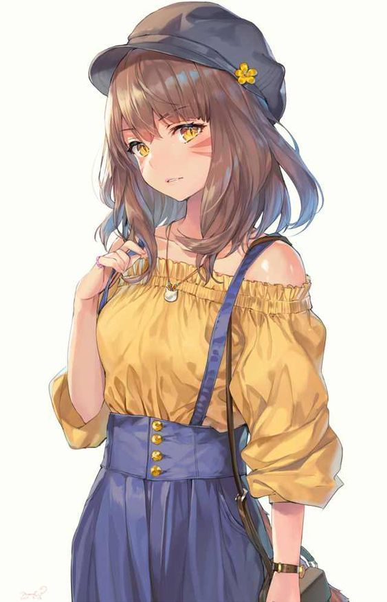 5 Cute Anime Pictures