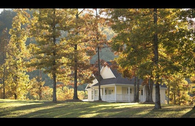 Scenic View of the Farmhouse Cottage Rental