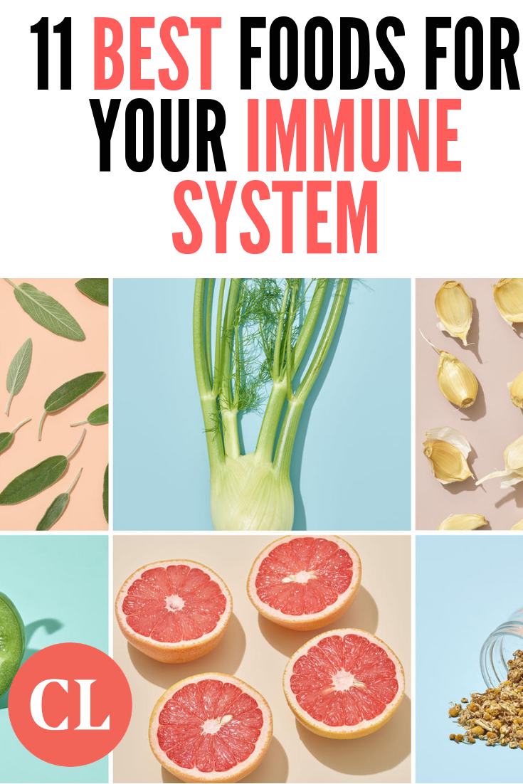 11 Best Foods for Your Immune System Food for immune
