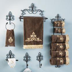 Incroyable Fleur De Lis Decor | Outlet   Fleur De Lis Bath Collection