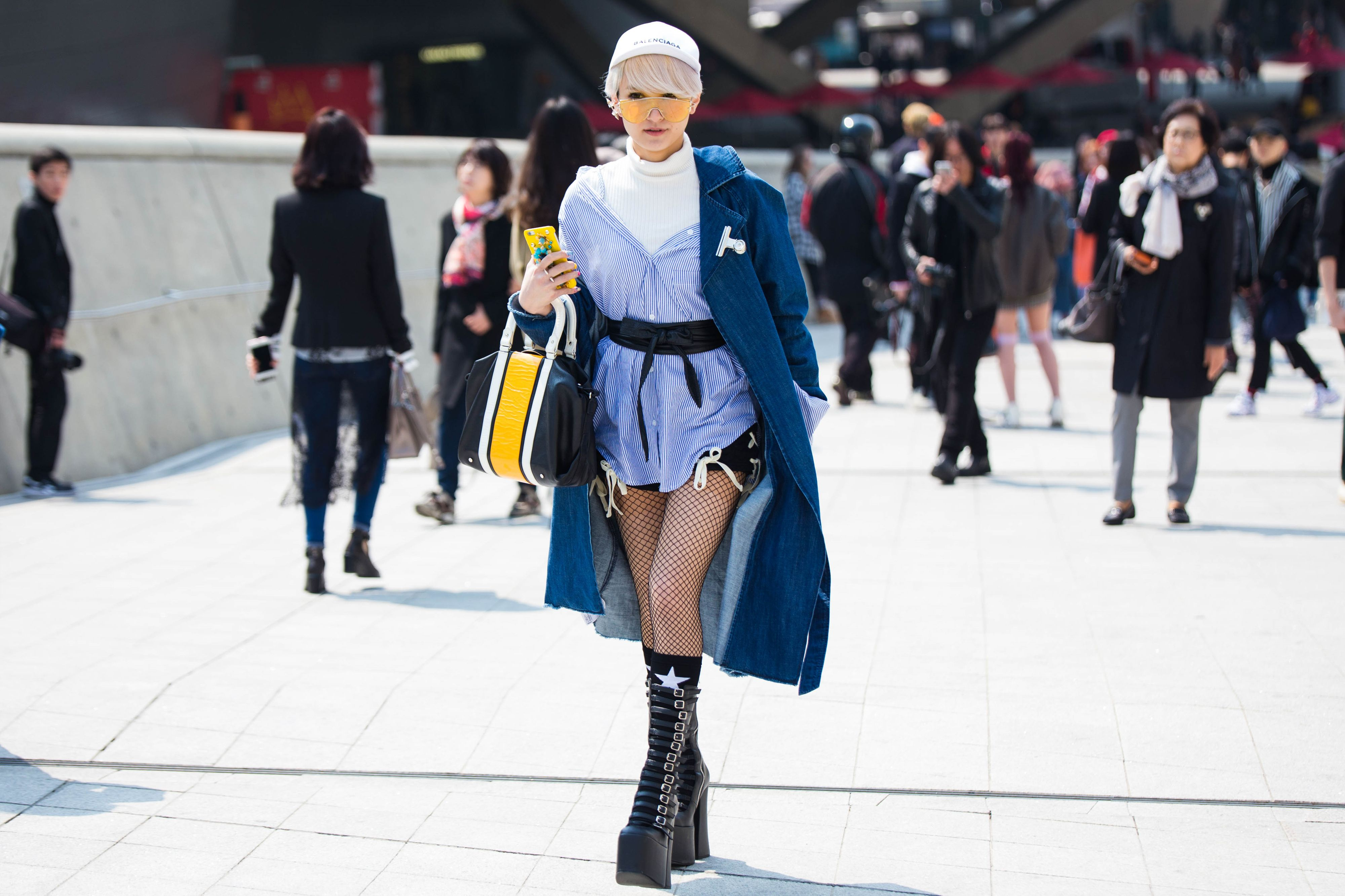 Image Result For Seoul Fashion Week 2017 Street Style Style Inspiration Pinterest Seoul