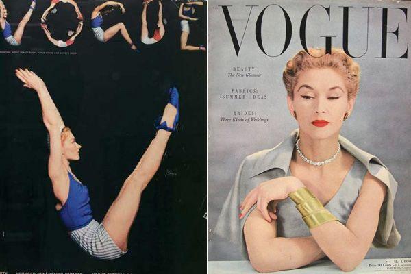 vogue 1940 1940 pinterest vintage vogue and supermodels