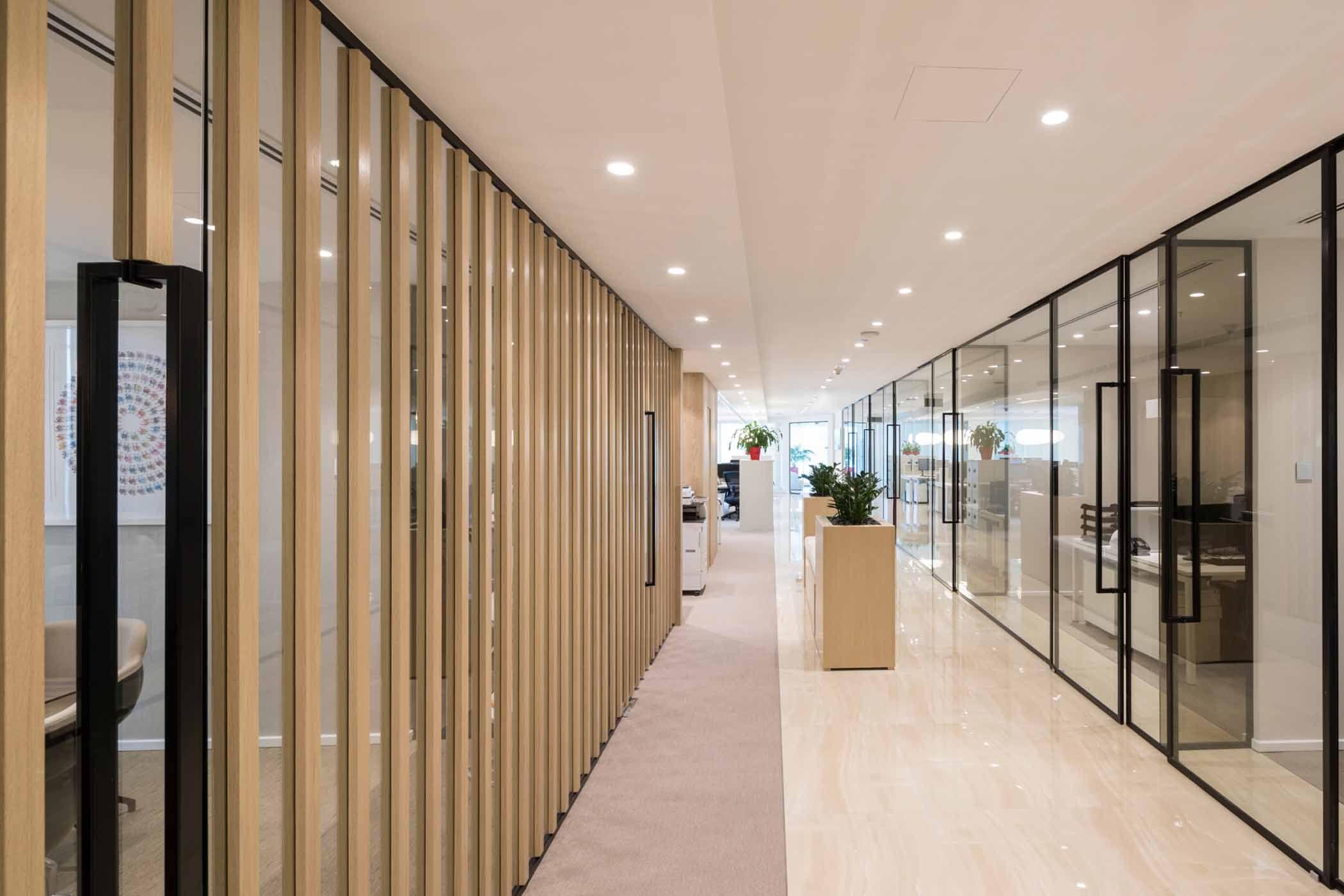 Swiss Bureau Interior Design SFM Corporate Services Office