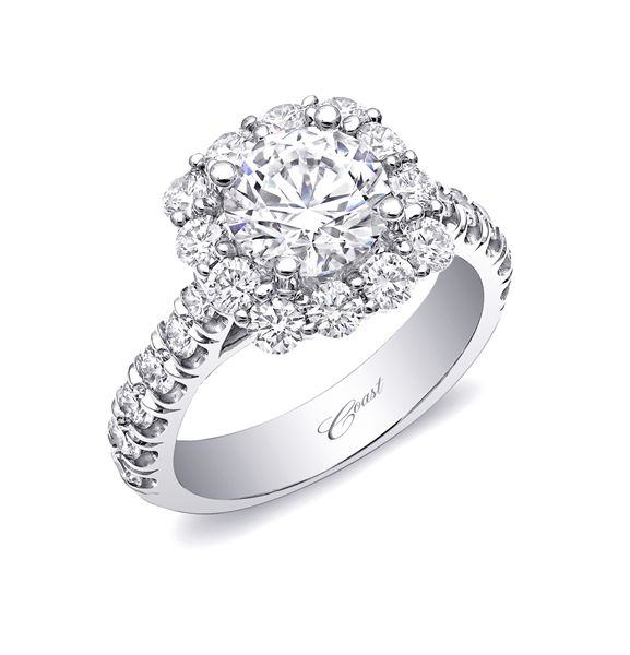 Jewel Of The Month: Coast Diamond's Charisma Engagement