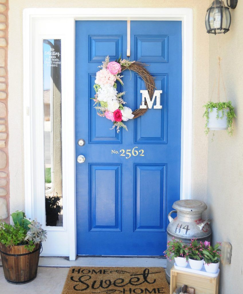 How to paint your front door in a snap front doors doors and