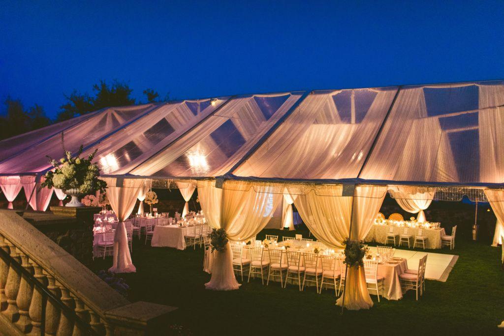 Clear tents in 2020 tent wedding orlando wedding