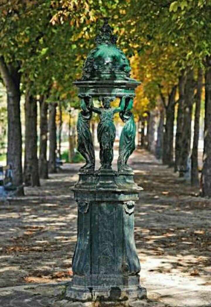 Fountains Wallace (Paris, France)