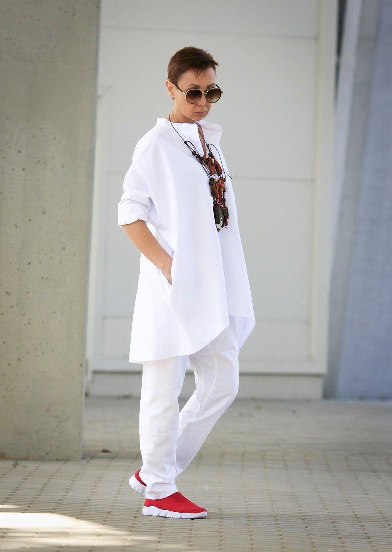 Linen Blouse Linen Shirt Blouses Women Linen Dress Shirt Dress Loose Linen Top White Linen Shirt Long Sleeve Top Flax Linen Tunic Linen Shirt Dress Linen Dress Women Shirt Blouses Women S [ 1118 x 794 Pixel ]