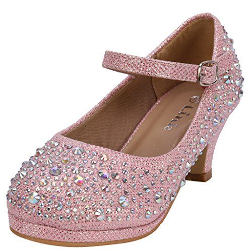 Coshare Kid's Fashion Little Girl Pretty Party Dress Pumps Coshare http://www.amazon.com/dp/B00WL3KEEG/ref=cm_sw_r_pi_dp_RYPUwb1P7A9W5