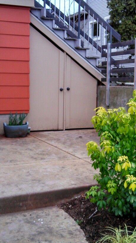 Best Under Stair Storage Home Decorating Pinterest Stair 400 x 300