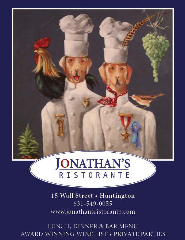 Restaurants Wall Street Huntington Ny
