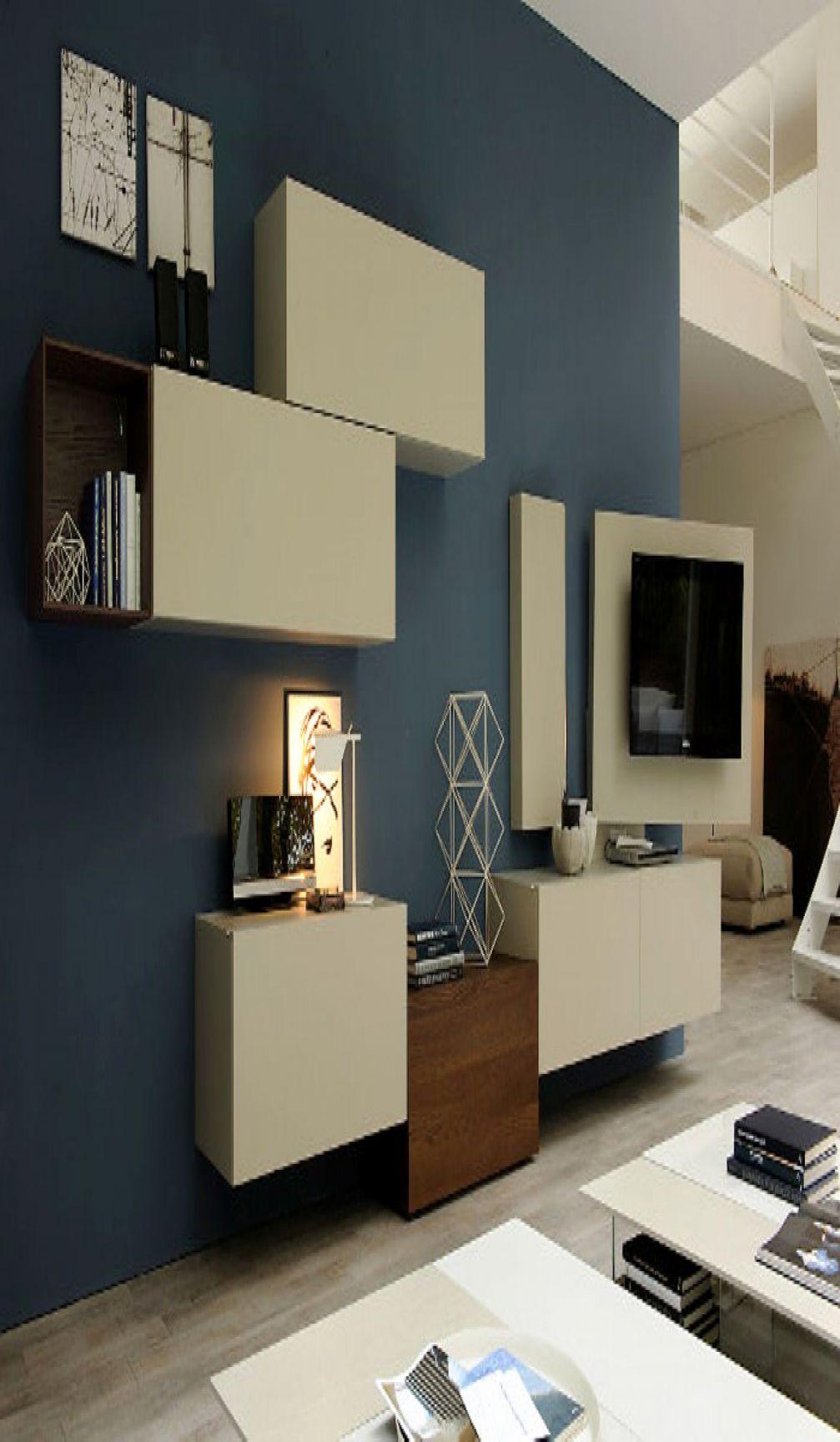 Pulito Design soggiorno Moderno Usato top Mobili Da ...