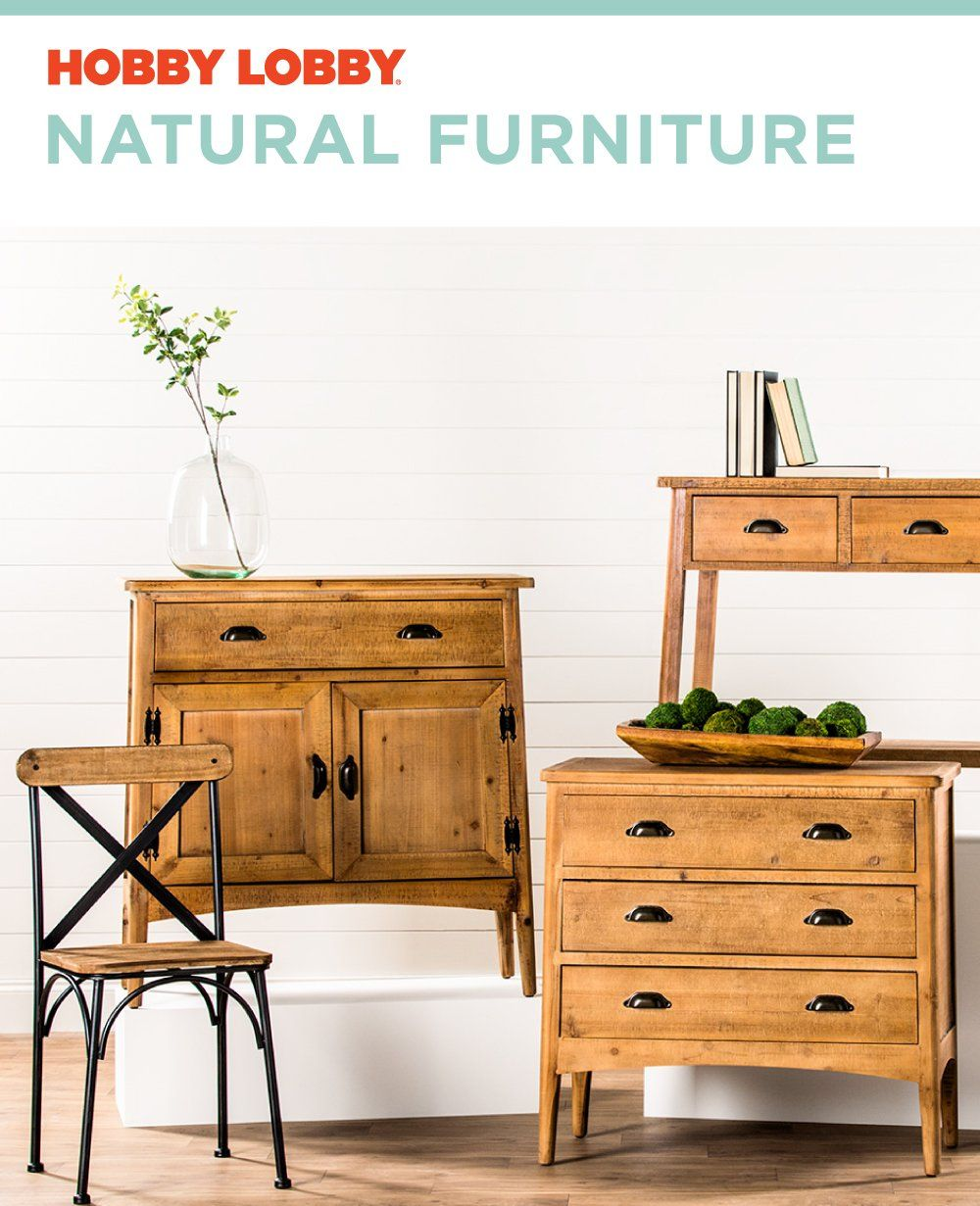 This Natural Furniture Fits Any Style Farmhouse Mid Century You