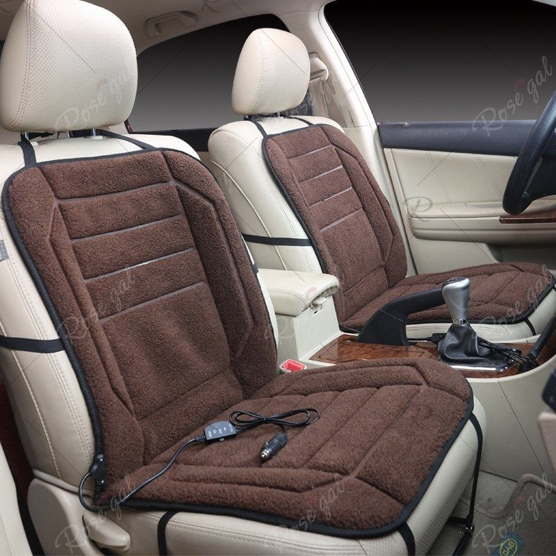 Naipo Car Seat Warmer And Cooler 2 In 1 Cushion Seat Cover With