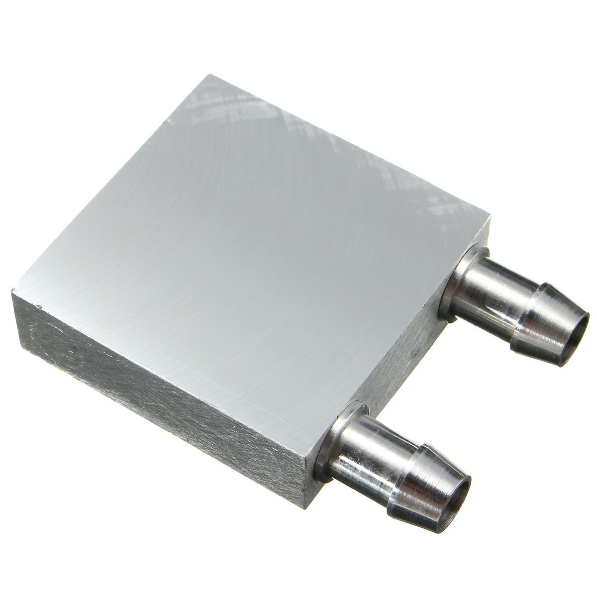 Primary Aluminum Water Cooling Block 40 40mm For Liquid Water