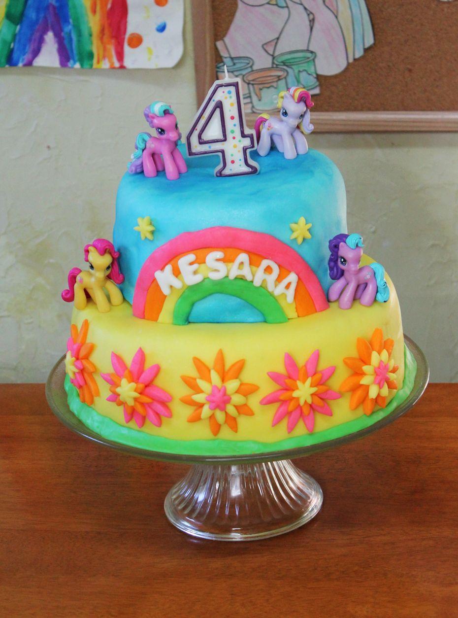 Sensational 1 Layer Cake My Little Pony Google Search Pony Cake Funny Birthday Cards Online Kookostrdamsfinfo