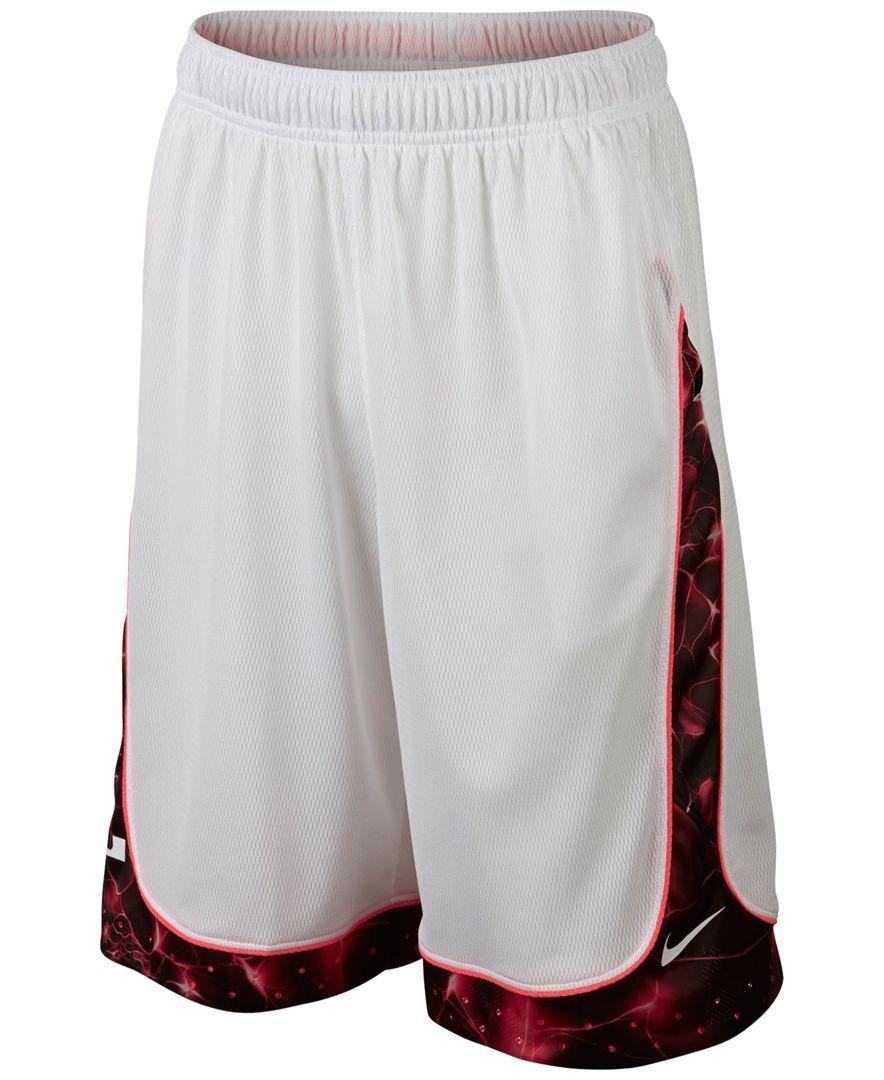 d19cbb476d8a Nike Boys  Lebron Helix Elite Shorts Kids Shorts