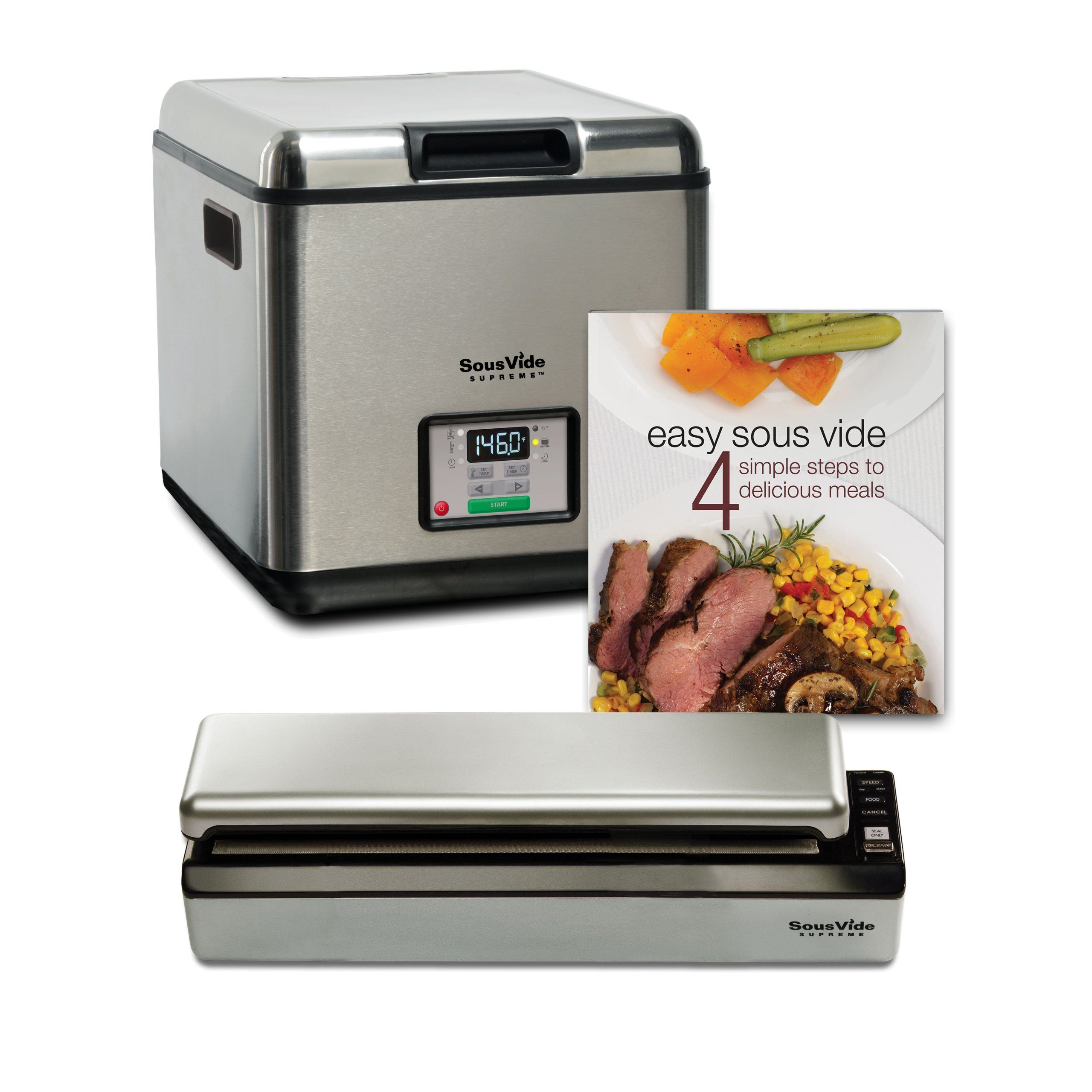 Sousvide Supreme Water Oven System The New Way To Cook Sous