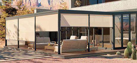 Outdoor Curtains Sun Shades Patio Ideas Grommets