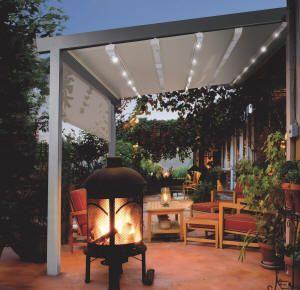 Waterproof Retractable Patio Cover Long Island Outdoor Patio Outdoor Rooms Patio
