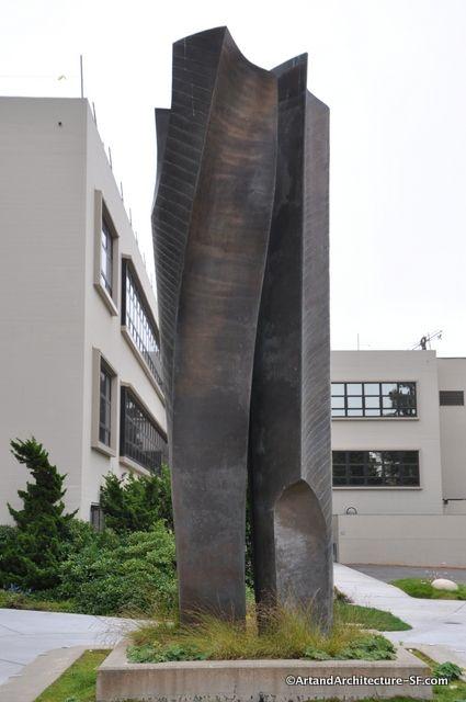 Bayview Horn Public Art San Francisco Art Conceptual Artist