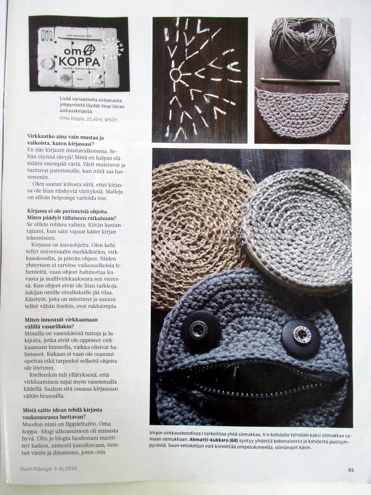 VMSomⒶ Koppa: Büyük El Sanatları dergisi hikaye 5-6 / 2014