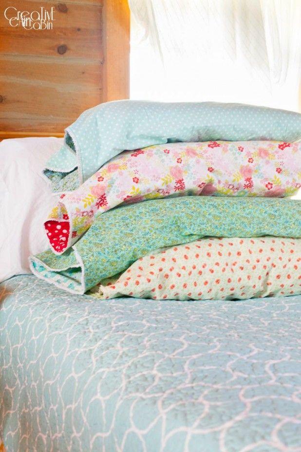 Reversible Pillowcase   Pillow cases Pillows King size ...